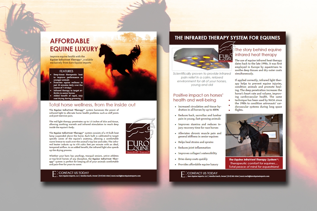 Equine Technology Product Sheet