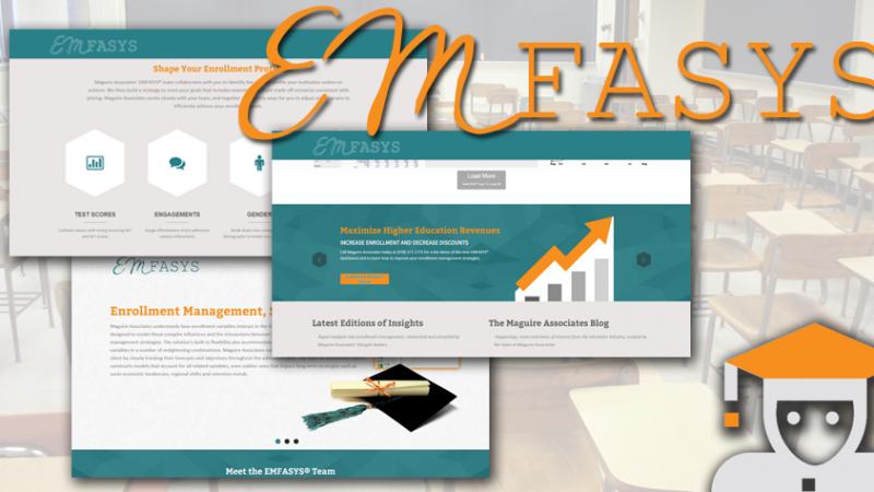Education Technology Microsite
