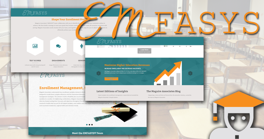 Education Technology Microsite