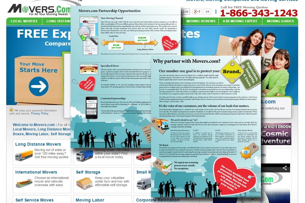 Corporate – Non-Profit Promotion Overview Sheet