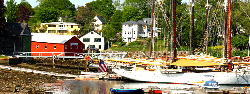 A Visit to Camden, Maine